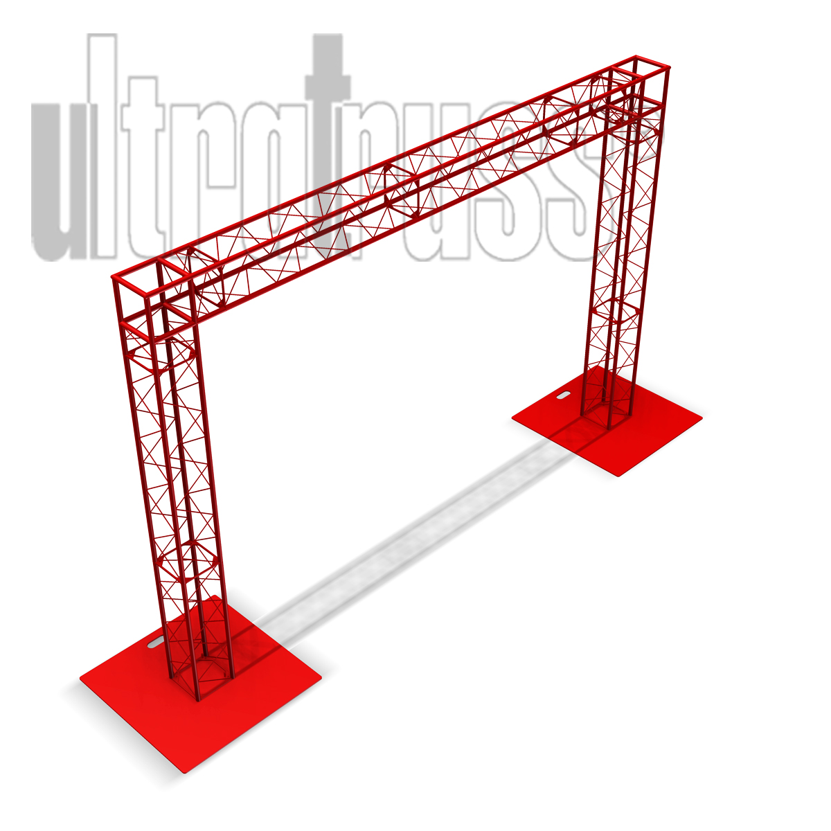 Michelle 12ft x 8ft ultratruss box truss arch Truss cost