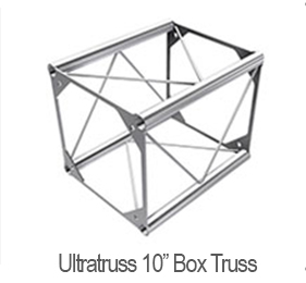 10in Box Truss Parts
