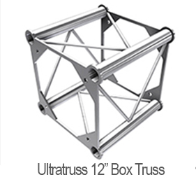12in Box Truss Parts