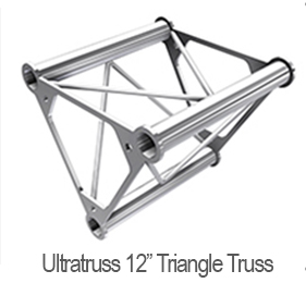 12in Triangle Truss Parts