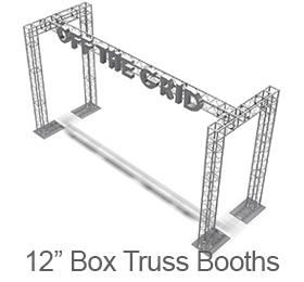 UT12 Truss Display Booth