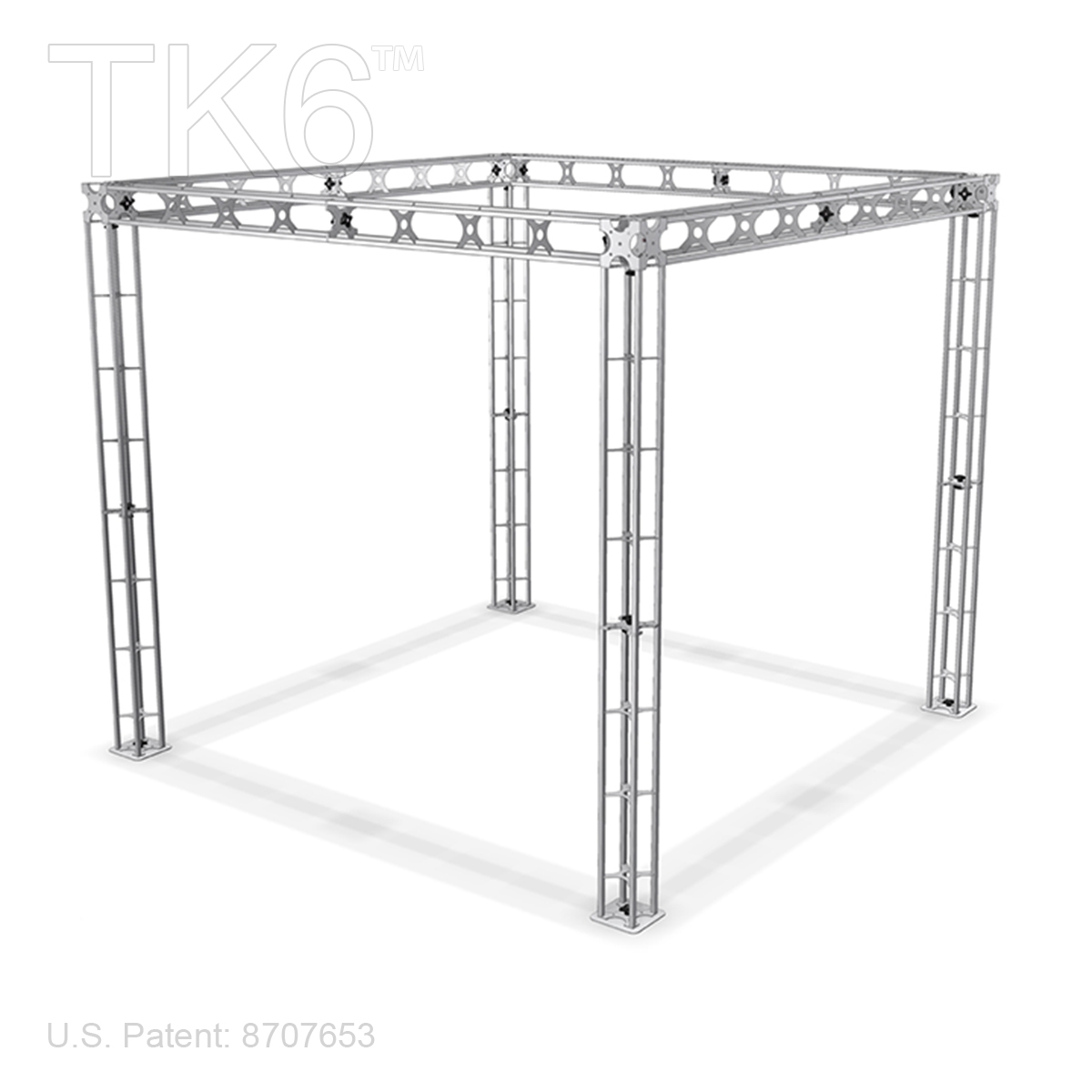 BETHEL - 10FT X 10FT TRUSS DISPLAY <BR> [FRAME ONLY]